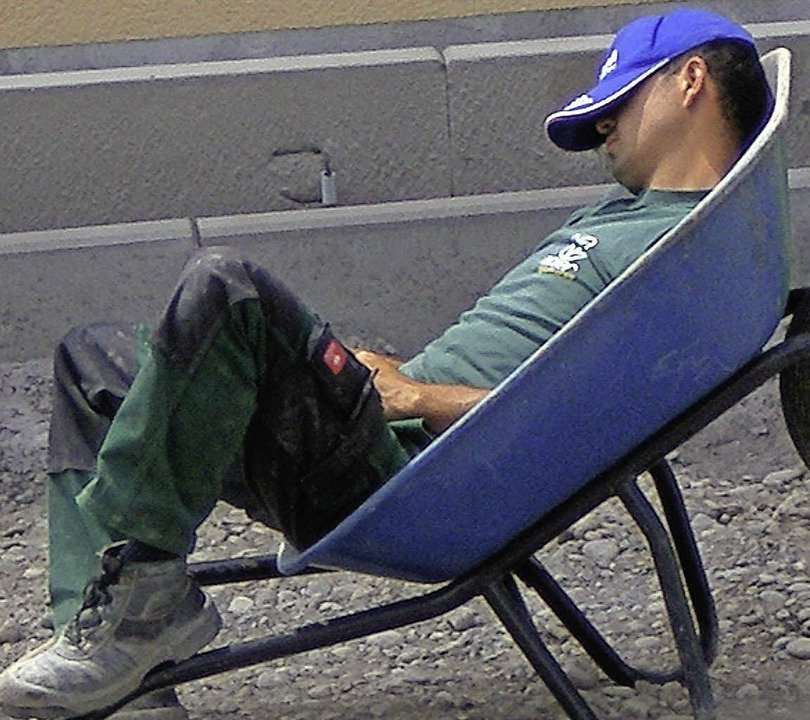 Power Napping – Entspannung an jedem Ort   | Foto: Privat