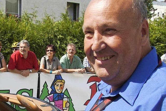 Trauer um Rudi Renz, den Organisator der Regio-Tour