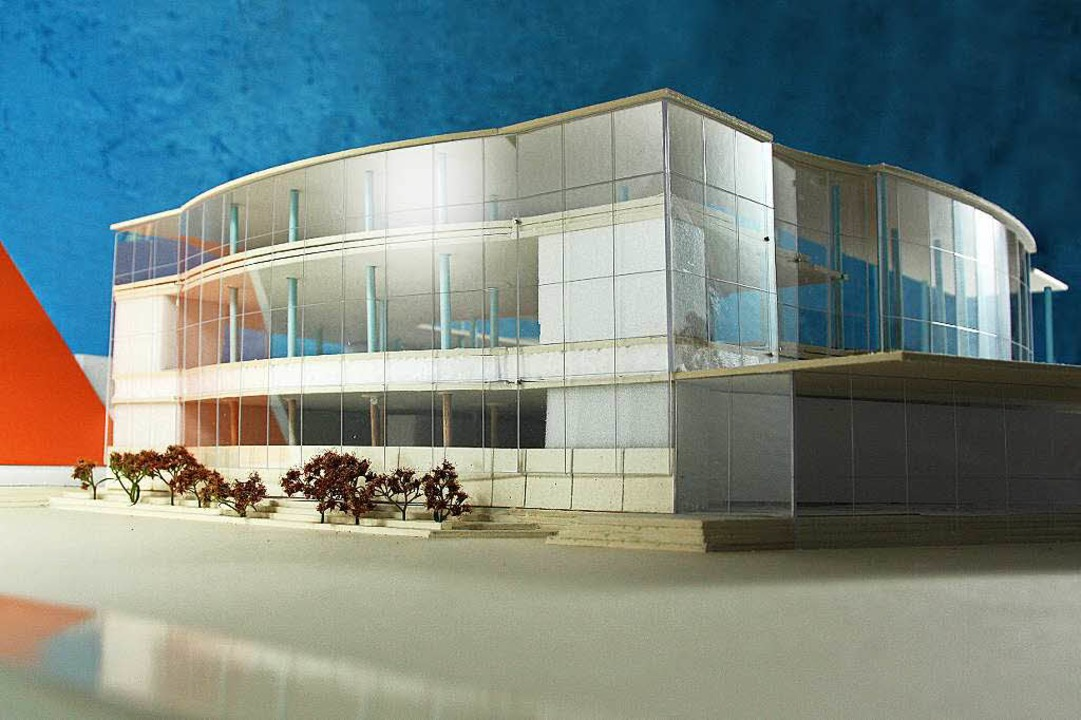 Als Baukörper aus Glas soll das Palais...planter  Baustart ist der Herbst 2015.    Foto: Unternehmensgruppe Wund