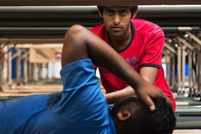 Hilfe, Hetze, Unbehagen: Wie Deutsche auf Flüchtlinge reagieren