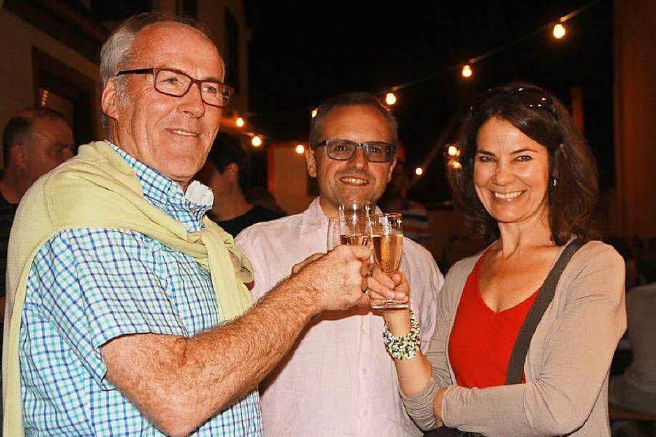 Impressionen vom 41. Ebringer Weinfest