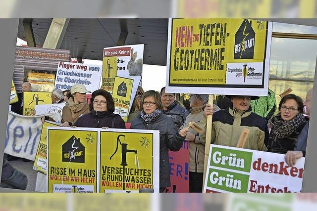 Kein Geothermie-Projekt im Ölhafen