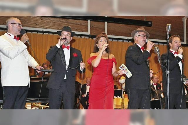 Jazz, Swing und Big Band Sound