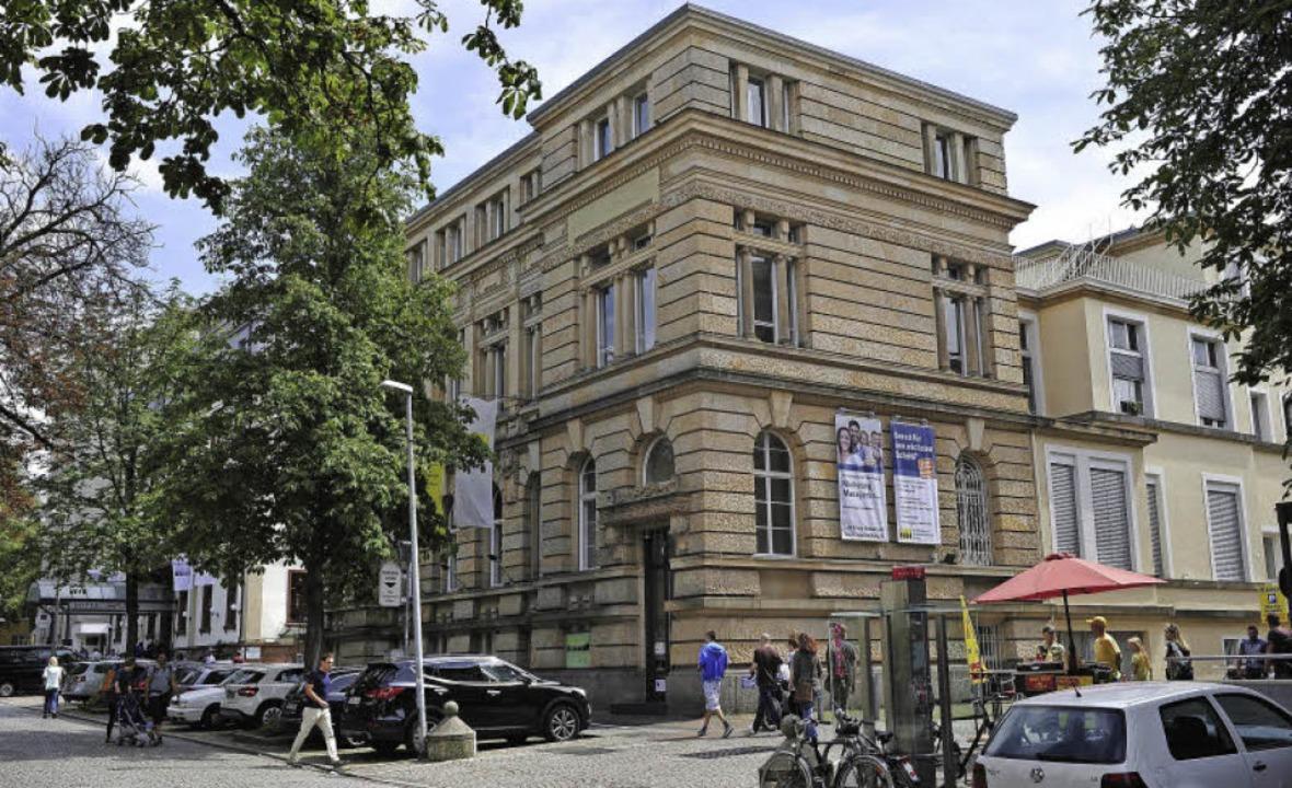 Das Gebäude beherbergt heute mehrere Institutionen.   | Foto: Thomas Kunz