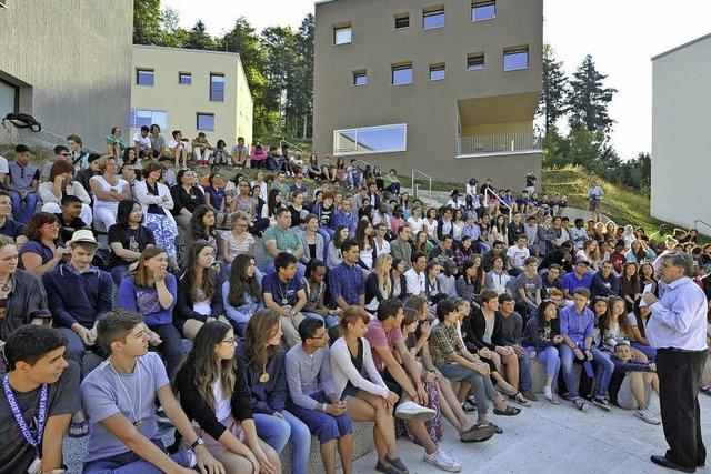 United World College startet mit 103 neuen Schülern ins Schuljahr