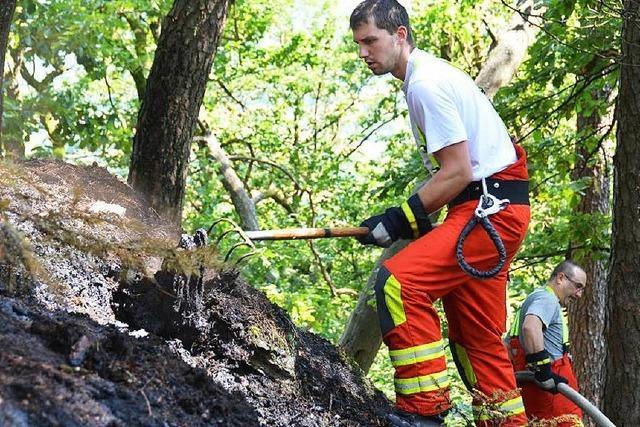 Welchen Herausforderungen sich die Feuerwehren stellen müssen