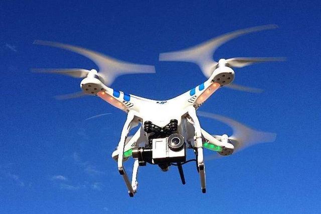 Parrot, DJI & Co.: Die neuesten Multicopter in Freiburg
