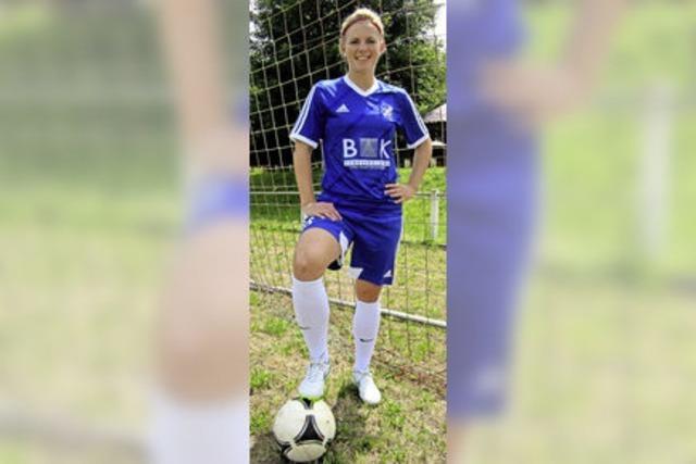 Nordweiler Fußballerin Anna Zimmermann setzt Karriere beim SC Sand fort