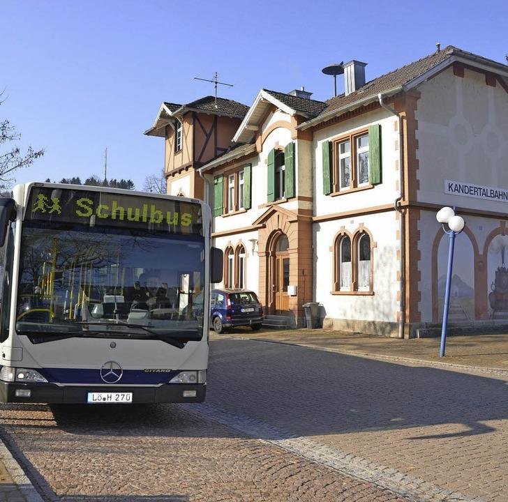 Bessere Busverbindungen zwischen Müllh...üler interessant sein, meint die AGUS.  | Foto: M. Maier