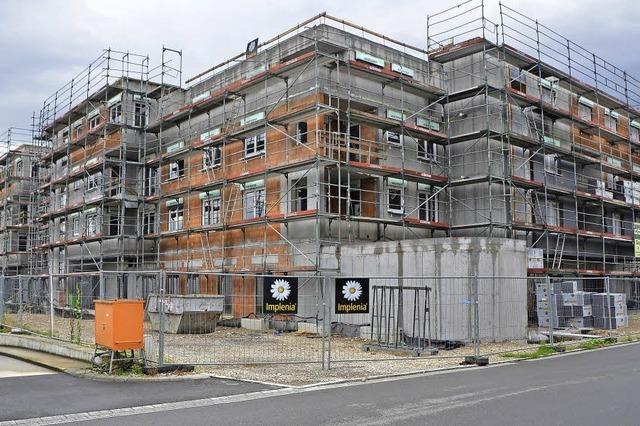 Baugebiet mit Vorzeigecharakter