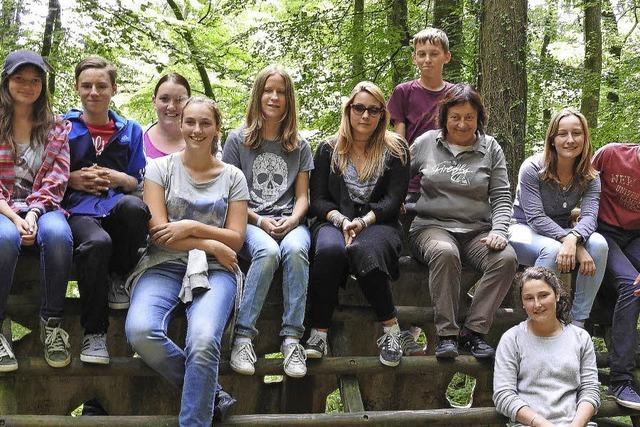 Naturerlebnis beim Besuch in Bellême im Blickfeld