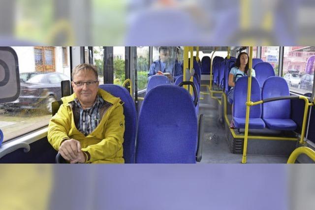Die Gemeinde steigt auf den Bus um