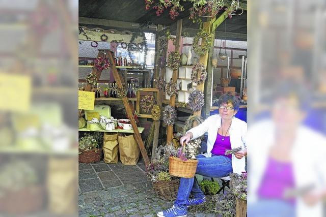Die Vielfalt traditioneller Waren