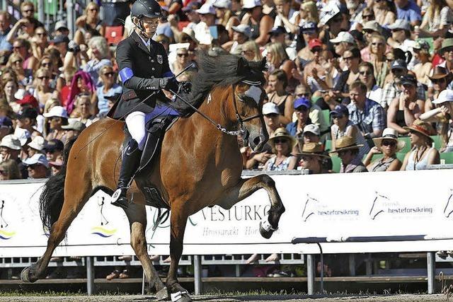 Weltmeisterin aus Breitnau