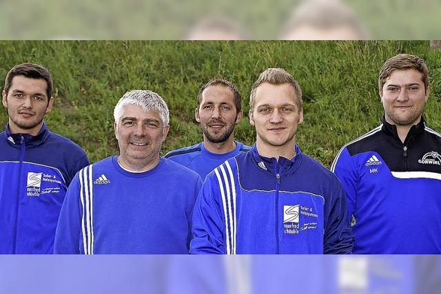 Mehr als 40 Spieler stehen für den SV Görwihl bereit