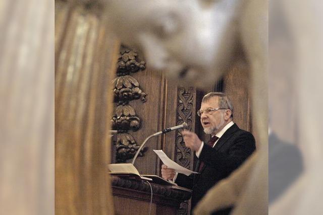 Sämtliche Möglichkeiten der St. Blasier Orgel gezeigt