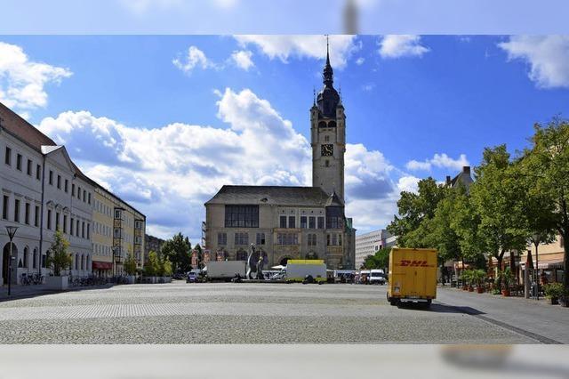 Bauhausstadt Dessau: Wo heute schon morgen ist