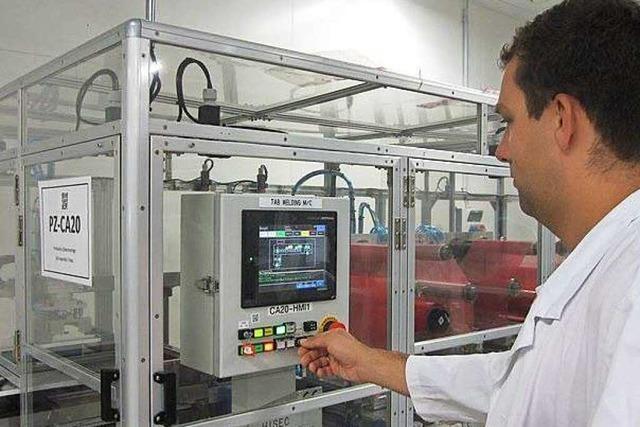 Bei Leclanché in Willstätt werden moderne Stromspeicher produziert