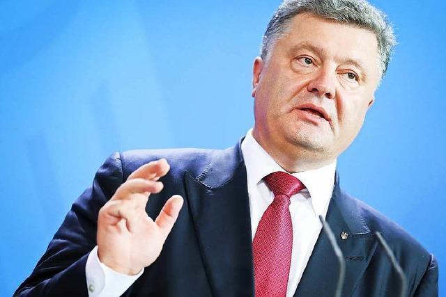Der Frieden leidet: Rückschläge im Ukraine-Konflikt