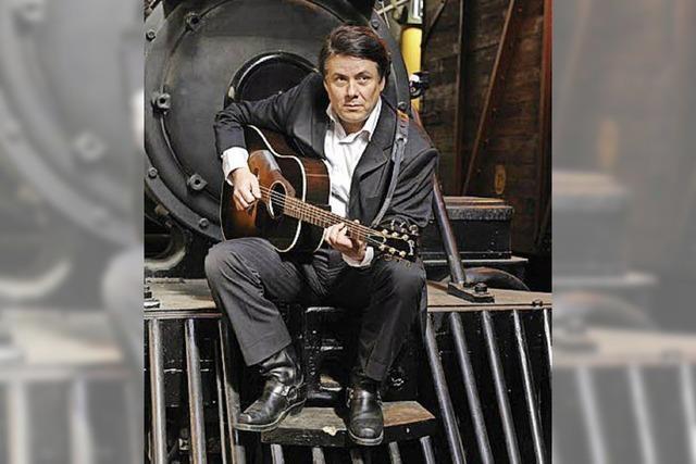 M. Soul mit Johnny-Cash-Klassikern und mehr im Mehlsack