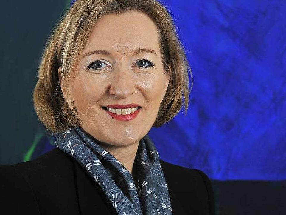Müllheims Bürgermeisterin Astrid Siemes-Knoblich  | Foto: Volker Münch