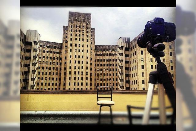 Sondervorführung: Film über das Charity Hospital in New Orleans