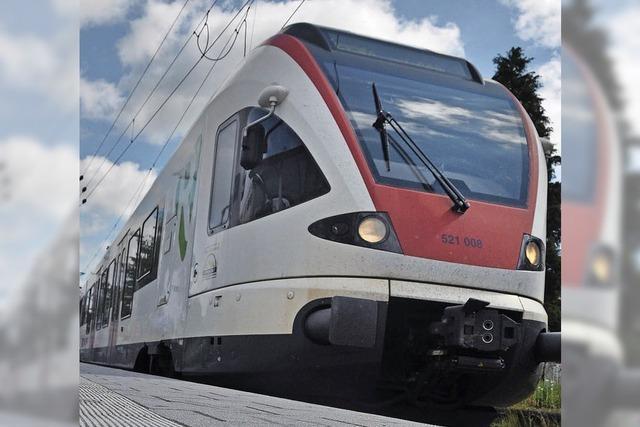 Trommeln für den S-Bahn-Tunnel zwischen Badischem Bahnhof und Bahnhof SBB