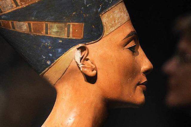 Liegt Nofretetes Mumie noch im Tal der Könige?
