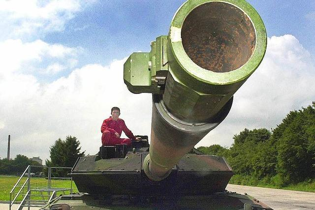 Rüstungspolitik: Das Dilemma mit den Waffendeals