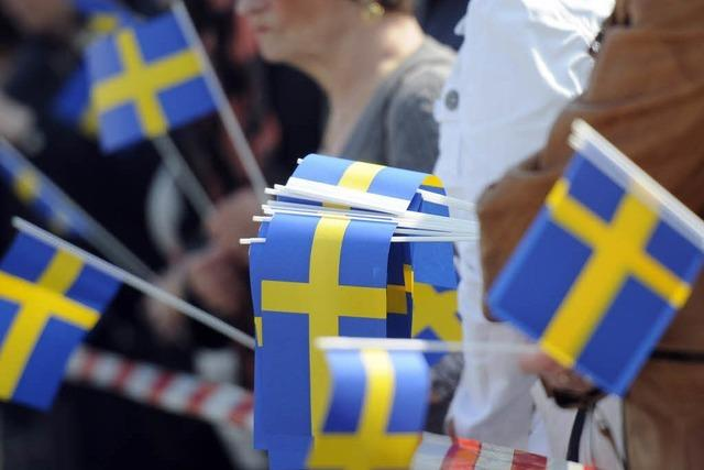 Schweden nimmt die meisten Asylbewerber auf