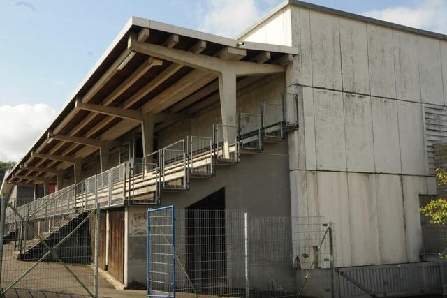 Maulburgs frühere Alemannenhalle wird Notunterkunft für 180 Flüchtlinge