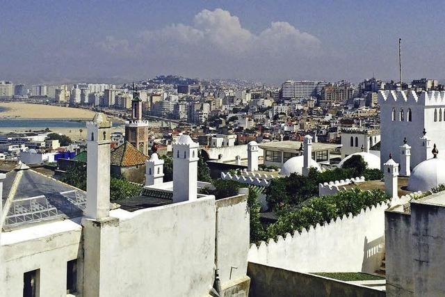 Tanger lebt von seiner einzigartigen und exponierten Lage