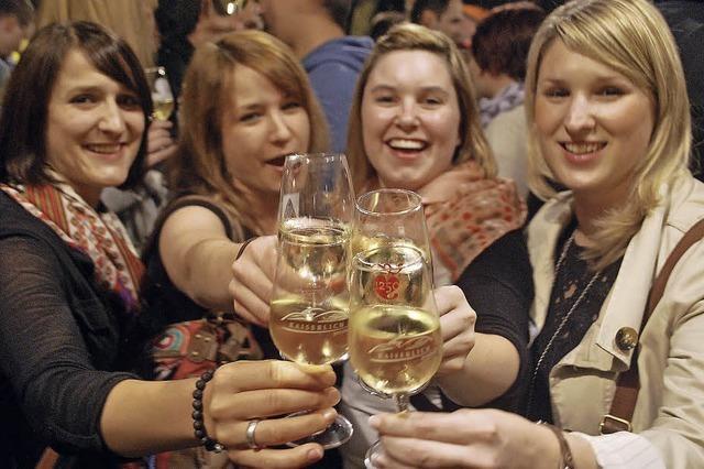Bereichsweinfest am Wochenende