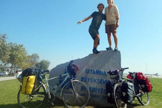 Kann man ohne Training 2200 Kilometer von Österreich nach Istanbul mit dem Rad fahren?