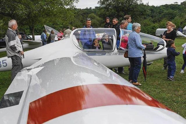 Flugplatzfest als Gedenktag für toten Grasshoppers-Piloten