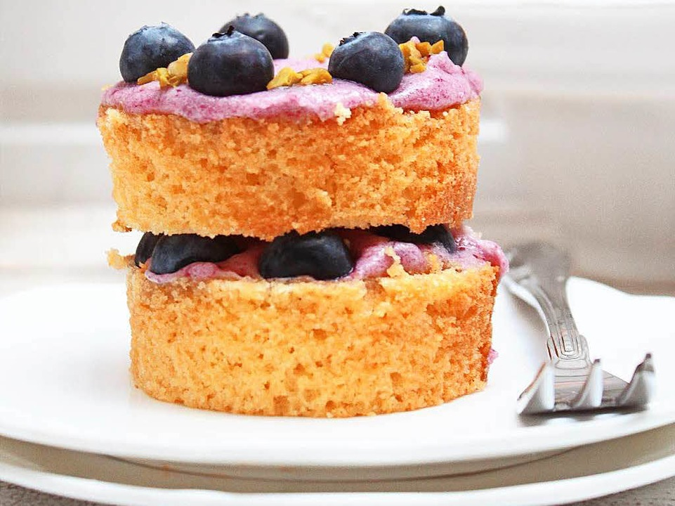 … und Muffins – wie vom Food-Stylisten perfekt inszeniert.    Foto: privat