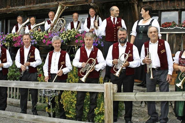 Aubachtal Musikanten in Höchenschwand