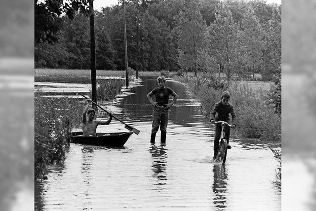 Wetterkapriolen sind nichts Neues
