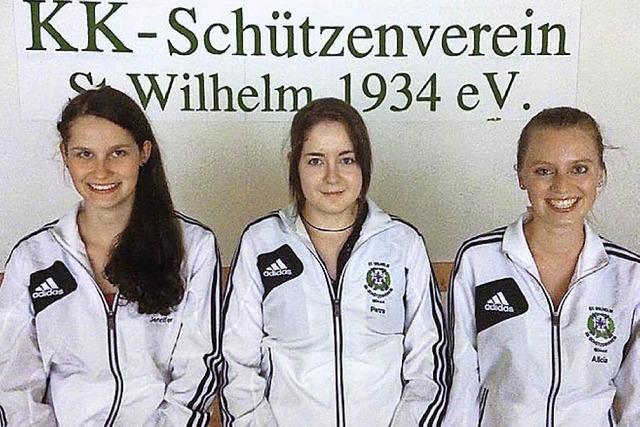 Schützen sichern sich Fahrkarte nach München