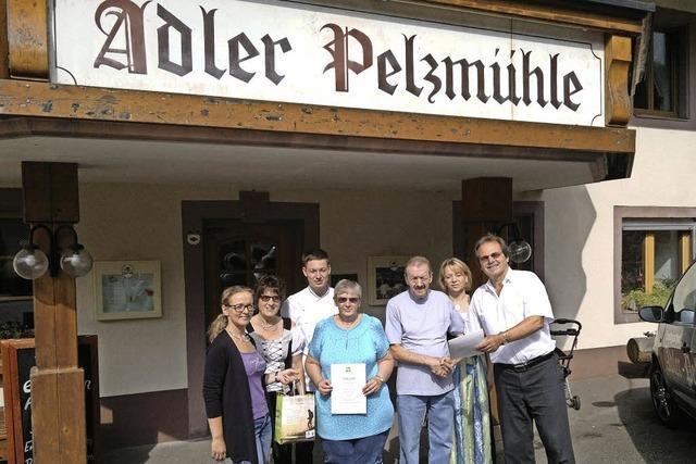 Dauergast in Biederbach