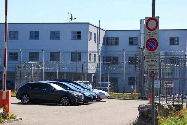 Basel will ein neues Gefängnis am Grenzübergang bauen