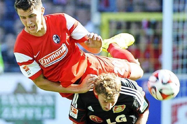 Athletischer Gast: SC Freiburg empfängt den SV Sandhausen