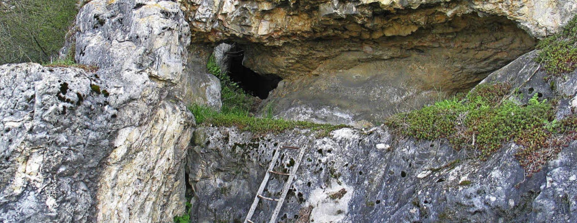 Sobald das  steinzeitliche Jaspisbergw...n eine Sonderausstellung  dazu planen.    Foto: Jutta Schütz