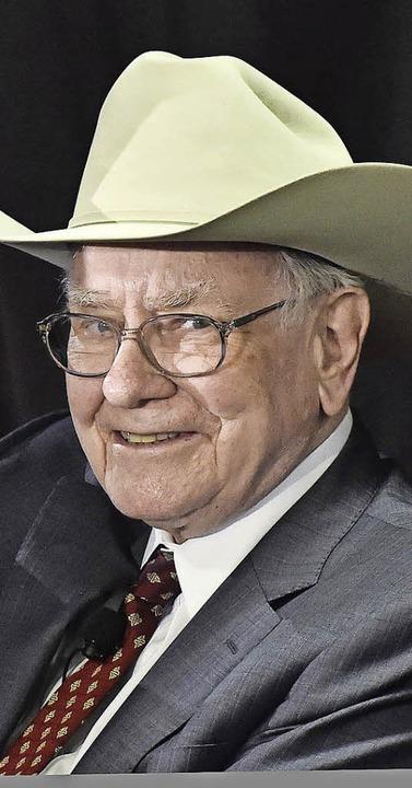 Warren Buffett  | Foto: DPA