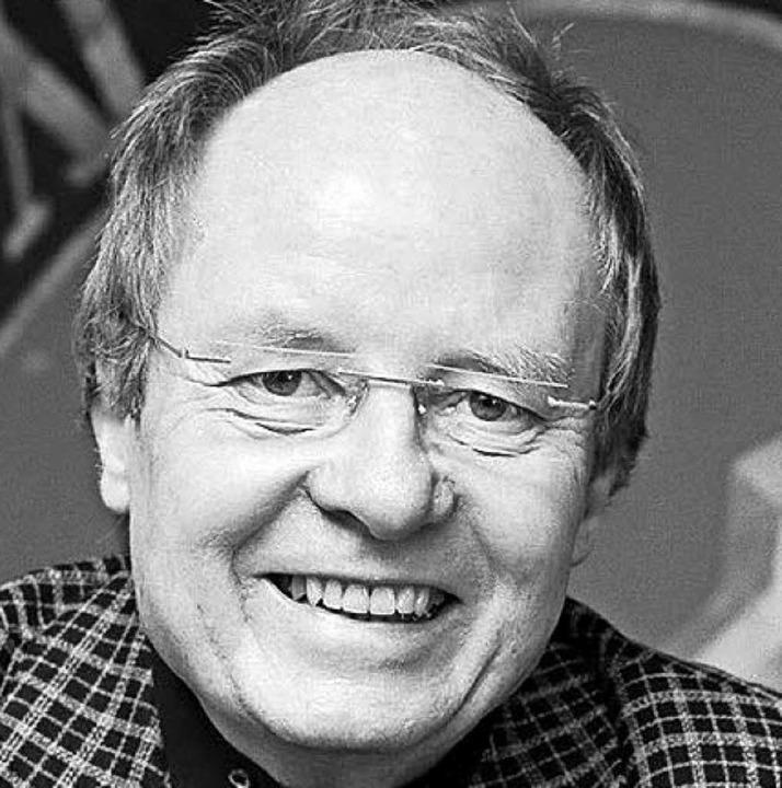 Georg A. Weth  | Foto: Privat