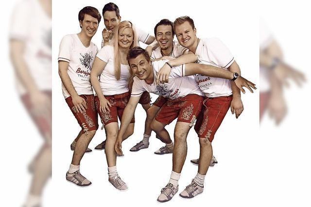 Bleibacher Sommer mit Party und Kreistrachtenfest
