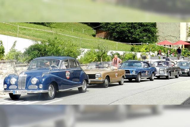 Vom Cadillac bis hin zum alten VW-Käfer