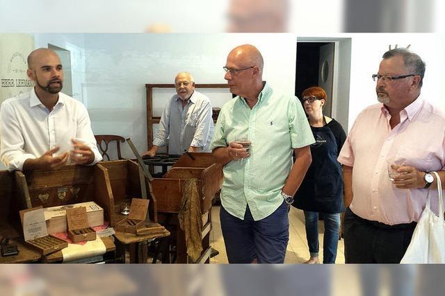 Besuch in der Lahrer Zigarrenmanufaktur