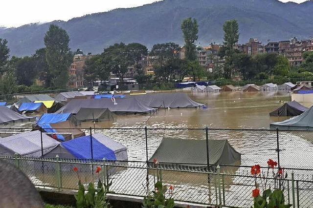 Hilferuf aus dem erneut heimgesuchten Bhaktapur