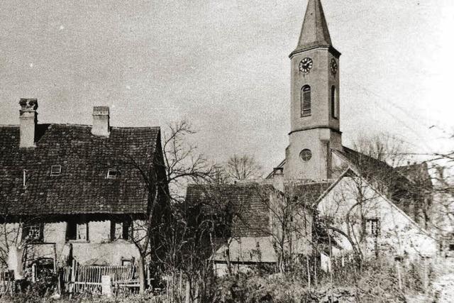 Das Leben der Ehrenbürgerin Philomene Steiger - ihr Kurzwarenladen in Herdern war auch ein Begegnungsort